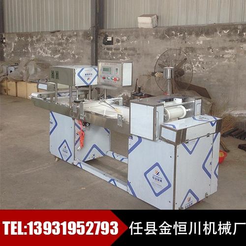 河南新型自动布袋馍机